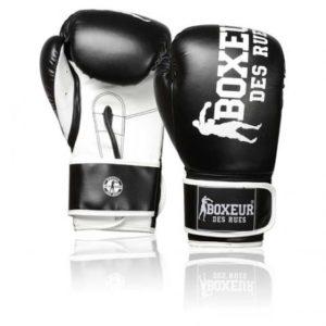 Impact Boxeur Des Rues